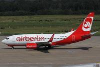 D-AHXB @ EDDK - Air Berlin, Boeing 737-7K5, CN: 30717/2228 - by Air-Micha