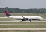N808NW @ DTW - Delta A330-300