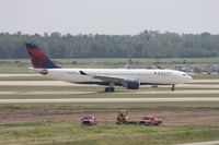 N859NW @ DTW - Delta A330-200