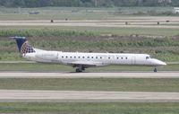 N14952 @ DTW - Continental Express Jet E145