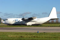 ZS-RSG @ EGNX - Safair Lockheed L100-30 Hercules, c/n: 4565 at East Midlands