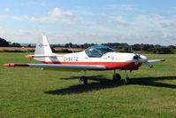 G-BKTZ @ EGBG - 1984 Slingsby Aviation Ltd SLINGSBY T67M, c/n: 2004 at Leicester
