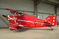 G-PTTS @ EGBG - 1978 Aerotek Inc PITTS S-2A, c/n: 2179 at Leicester