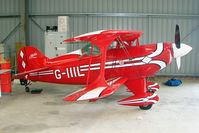 G-IIIL @ EGBG - 1984 Edwardson Jl PITTS S-1T, c/n: 008 at Leicester