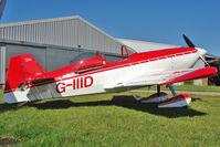 G-IIID @ EGBG - 2005 Newall Man And Newall Aj DR 107 ONE DESIGN, c/n: PFA 264-12766 at Leicester