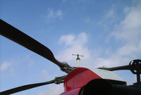 6526 - Main rotor as viewed from the rear - by George A.Arana