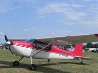 N11118 @ EBDT - Schaffen - Diest , Belgium. Oldtimer Fly- In August 2010 - by Henk Geerlings