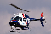 N6QD @ KPDK - Bell 206B3 Jet Ranger III [4247] Atlanta-Dekalb Peachtree~N  21/04/2010.