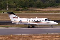 N11WF @ KPDK - Beechjet 400A [RK-236] Atlanta-Dekalb Peachtree~N  21/04/2010. - by Ray Barber