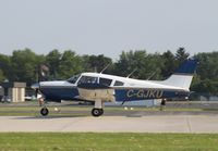 C-GJKU @ KOSH - Piper PA-28R-200 - by Mark Pasqualino