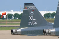 66-4354 @ AFW - At Alliance Airport, Fort Worth, TX - by Zane Adams