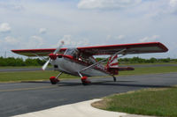 N421LJ @ T67 - At Hicks Field Airport