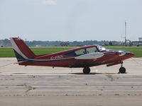 C-FROL @ KOSH - On the Basler Ramp - by steveowen