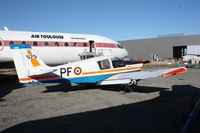 525 @ LFBO - on display at Ailes Anciennes Toulouse - by juju777