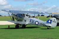 G-AENP @ EGBK - 1935 Hawker Aircraft Ltd HAWKER HIND, c/n: 41H/81902 at 2010 Sywell Airshow