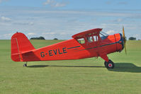 G-EVLE @ EGBK - 1939 Rearwin Aircraft And Engines Inc REARWIN 8125 CLOUDSTER, c/n: 803 at 2010 Sywell Airshow