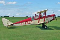 G-ANZT @ EGBK - 1957 De Havilland THRUXTON JACKAROO (MODIFIED DH82A), c/n: 84176 at 2010 Sywell Airshow