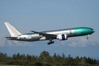 N5028Y @ KPAE - KPAE Boeing 96 Boeing 777 BBJ will become VP-CAL