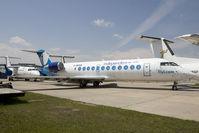 C-GEXM @ CYYC - Independence Air CRJ - by Andy Graf-VAP