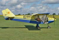 EC-YMT @ EGBK - Spanished registered Coyote - along way from home - at 2010 Sywell Airshow day