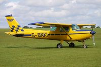 G-BNKI @ EGBK - 1978 Cessna CESSNA 152, c/n: 152-81765 - visitor to 2010 Sywell Airshow