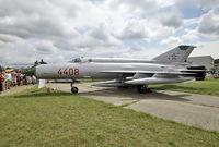 4408 @ LHKE - MiG-21MF - by Volker Hilpert