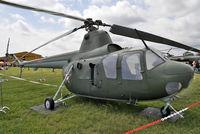 06 @ LHKE - Mil Mi-1 (SM-1) - by Volker Hilpert