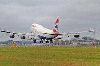 G-CIVU @ EGLL - British Airways - by Artur Bado?