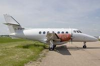 C-FCPF @ CYXH - Jetstream 31 - by Andy Graf-VAP