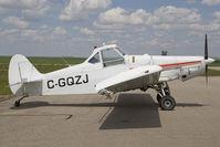 C-GQZJ @ CJD5 - Piper PA-25 - by Andy Graf-VAP