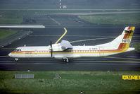 D-ANFD @ EDDL - Nürnburger Flugdienst - by Joop de Groot