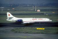 TC-ALA @ EDDL - Istanbul Airlines - by Joop de Groot