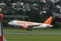 G-EZFO @ LOWI - Easy Jet - by FRANZ61