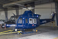C-FYZL @ CYPG - Allied Wings Bell 412 - by Andy Graf-VAP