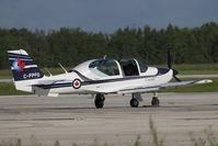 C-FPFO @ CYPG - Allied Wings Burkhard Grob G120 - by Andy Graf-VAP