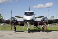 C-FMFX @ CYPG - Allied Wings Beech B90 - by Andy Graf-VAP