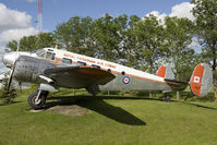 1560 @ CYPG - Canada - Air Force Beech 18 - by Andy Graf-VAP