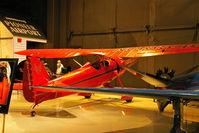 N13546 @ WS17 - EAA Biplane at the EAA Museum - by Glenn E. Chatfield