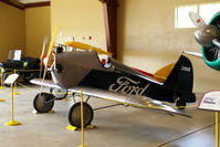 268 @ WS17 - At the EAA Museum.  Ford Fliver Replica - by Glenn E. Chatfield