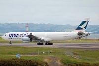 B-HXG @ NZAA - At Auckland - by Micha Lueck
