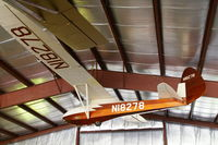 N18278 @ WS17 - At the EAA Museum - by Glenn E. Chatfield