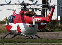 D-HFHL @ EDSB - Parked at the rescue area... - by Shunn311