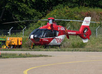 D-HDRC @ EDSB - Parked at the rescue area... - by Shunn311