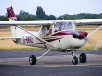 G-BWND @ EGBW - South Warwickshire Flying School - by Chris Hall
