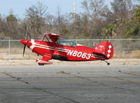 N8063 @ X59 - Pitts S-2A