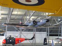 18393 - Avro Canada CF-100 Mk.4B Canuck at the Imperial War Museum, Duxford - by Ingo Warnecke