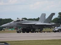 166456 @ DAY - F-18F - by Florida Metal