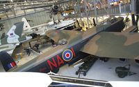 KB889 - Avro Lancaster X at the Imperial War Museum, Duxford