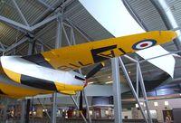 G-ASKA - DeHavilland D.H.98 Mosquito TT35 at the Imperial War Museum, Duxford