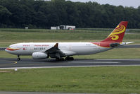 B-6133 @ EBBR - Hainan Airlines - by Joop de Groot